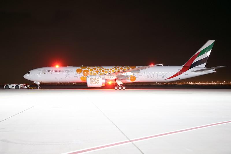 A6-EQO   Boeing 777-31H/ER   Emirates