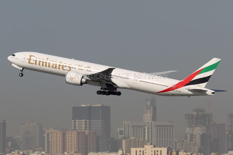 A6-ECA   Boeing 777-36N/ER   Emirates