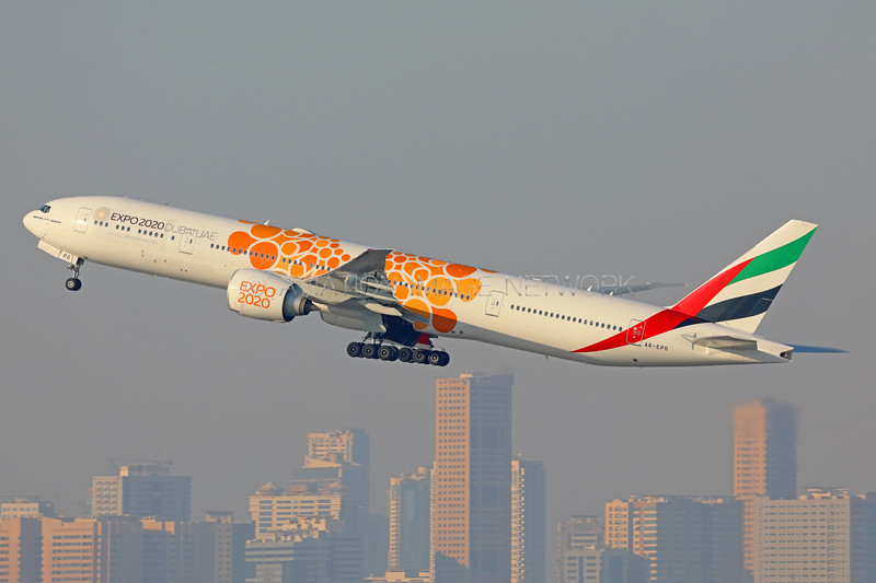 A6-EPO | Boeing 777-31H/ER | Emirates