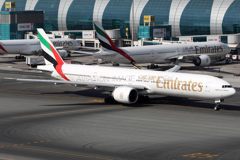 A6-ECA | Boeing 777-36N/ER | Emirates