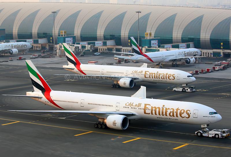 A6-ENE   Boeing 777-31H/ER   Emirates
