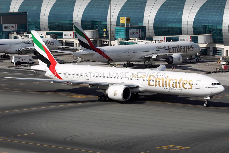 A6-EBI   Boeing 777-36N/ER   Emirates