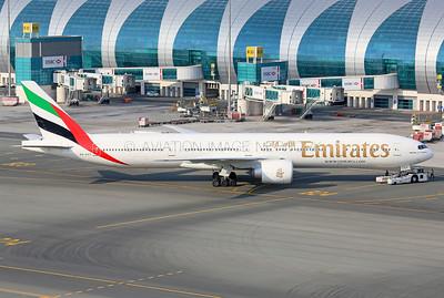 A6-EGT   Boeing 777-31H/ER   Emirates