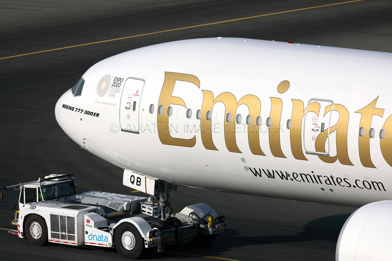 A6-EQB | Boeing 777-300/ER | Emirates