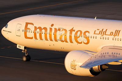 A6-EBA | Boeing 777-31H/ER | Emirates