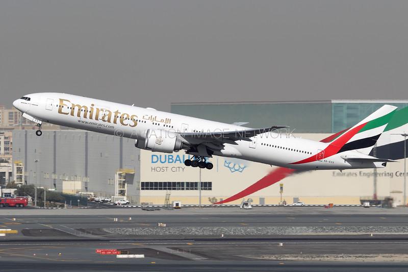 A6-ECS   Boeing 777-31H/ER   Emirates