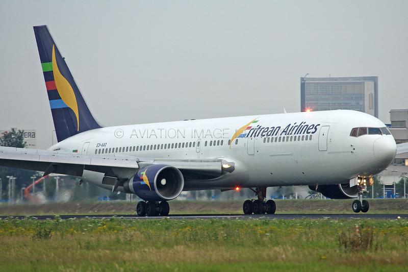 E3-AAO   Boeing 767-336/ER   Eritrean Airlines