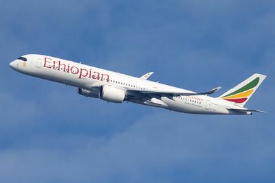 ET-ATQ | Airbus A350-941 | Ethiopian Airlines