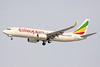 ET-ANB | Boeing 737-8AS | Ethiopian Airlines