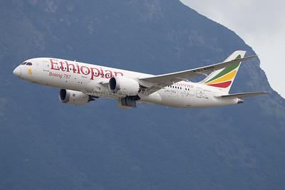 ET-AOO | Boeing 787-8 | Ethiopian Airlines