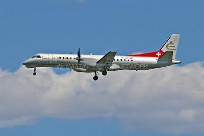 HB-IZP | Saab 2000 | Etihad Regional (Darwin Airline)