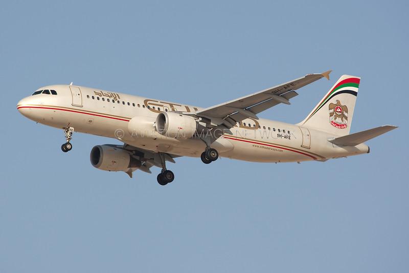 9H-AFE   Airbus A320-211   Etihad Airways