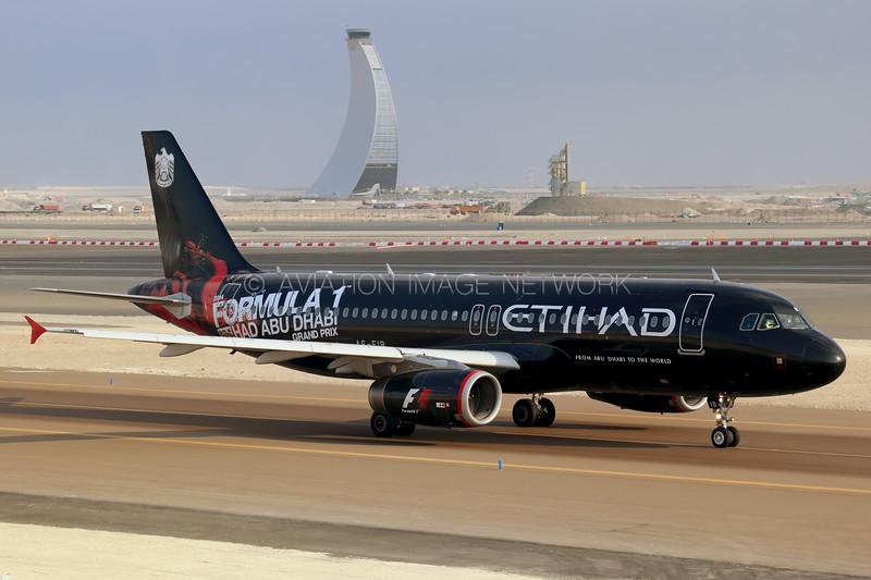 A6-EIB | Airbus A320-232 | Etihad Airways