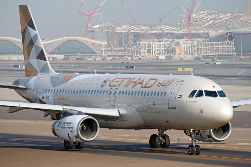 A6-EIC | Airbus A320-232 | Etihad Airways