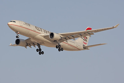 A6-EYV | Airbus A330-202 | Etihad Airways