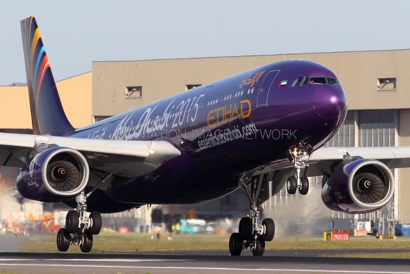 A6-AFA | Airbus A330-343 | Etihad Airways