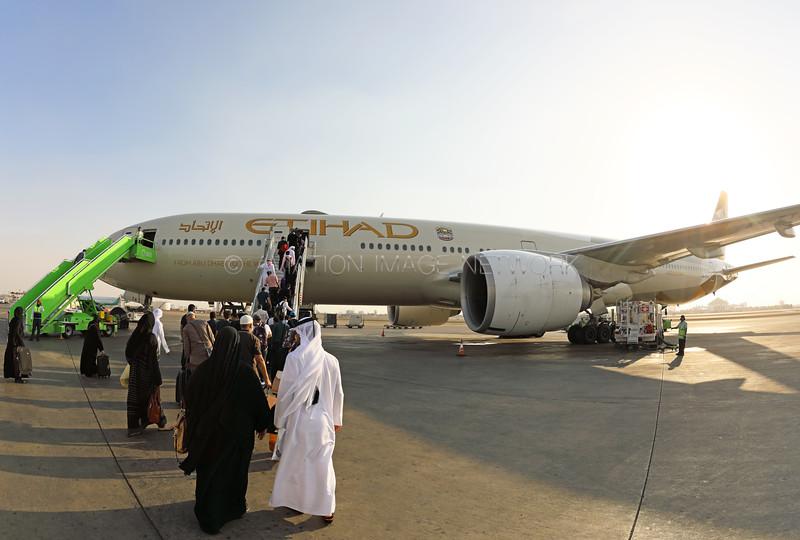 A6-ETA | Boeing 777-3FX/ER | Etihad Airways