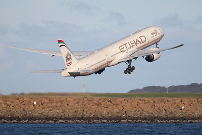 A6-ETK | Boeing 777-3FX/ER | Etihad Airways
