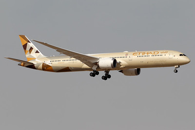 A6-BMB | Boeing 787-10 | Etihad Airways