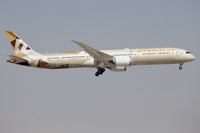 A6-BMA | Boeing 787-10 | Etihad Airways