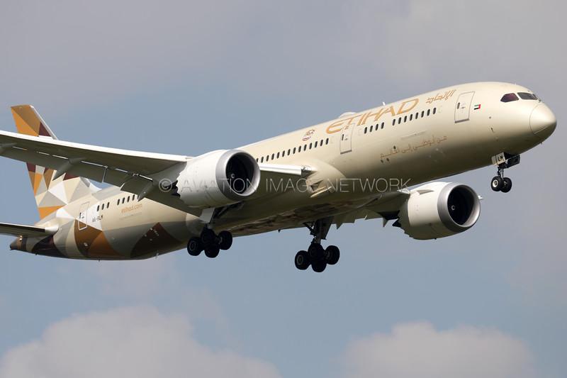 A6-BLM | Boeing 787-9 | Etihad Airways