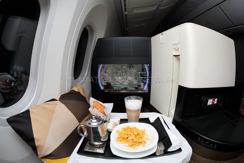 A6-BLI | Boeing 787-9 | Etihad Airways