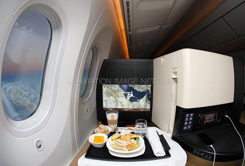 A6-BLP   Boeing 787-9   Etihad Airways