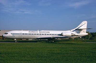 F-WQCT   Sud Aviation SE-210 Caravelle 11R   Eureka Aviation