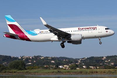 D-AEWK | Airbus A320-214 | Eurowings