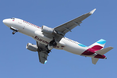 D-AEWK | Airbus A320-214 | Eurowings