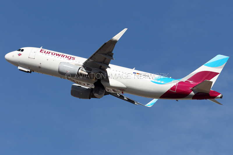 D-AIZS | Airbus A320-214 | Eurowings