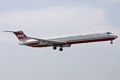 B-28017   McDonnell Douglas MD-82   FAT - Far Eastern Air Transport