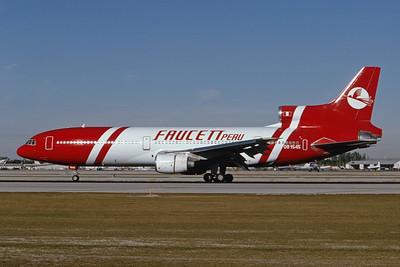 OB 1545 | Lockheed L-1011-50 Tristar | Faucett Peru