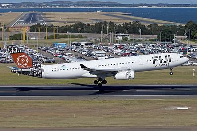DQ-FJW   Airbus A330-343   Fiji Airways