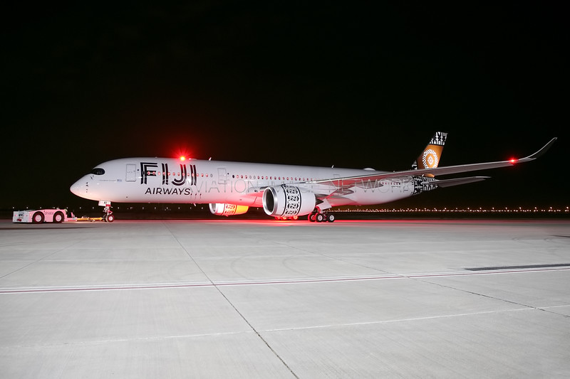 DQ-FAI | Airbus A350-941 | Fiji Airways