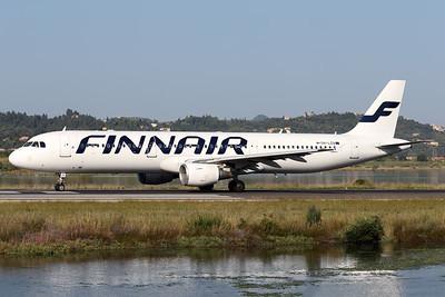 OH-LZA   Airbus A321-211   Finnair