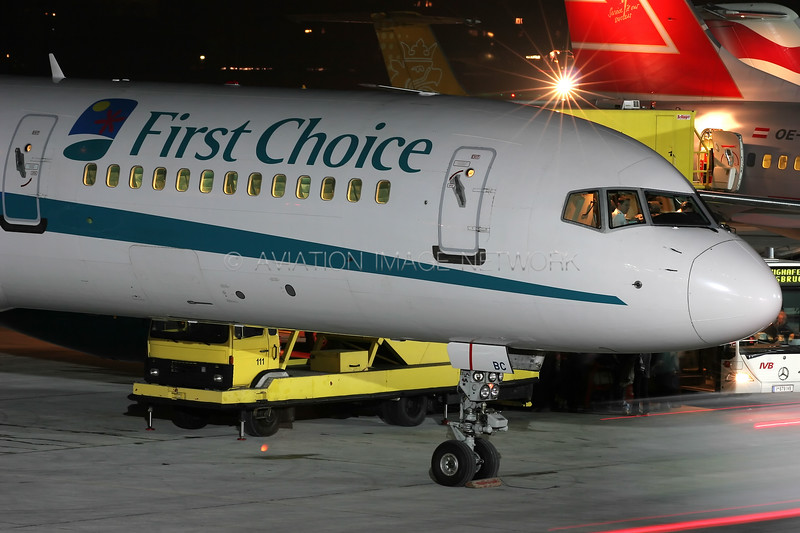G-OOBC | Boeing 757-28A | First Choice Airways