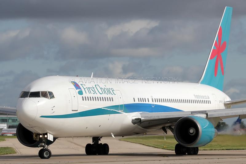 G-PJLO | Boeing 767-35E/ER | First Choice Airways