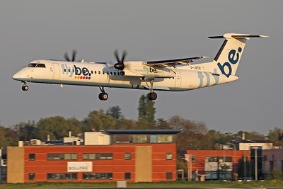 G-JECK | Bombardier Dash 8-Q402 | Flybe