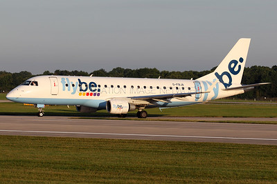 G-FBJA | Embraer ERJ 175STD | FlyBe