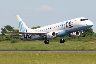 G-FBJD | Embraer ERJ-175STD | Flybe