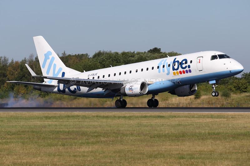 G-FBJE | Embraer ERJ-175STD | Flybe