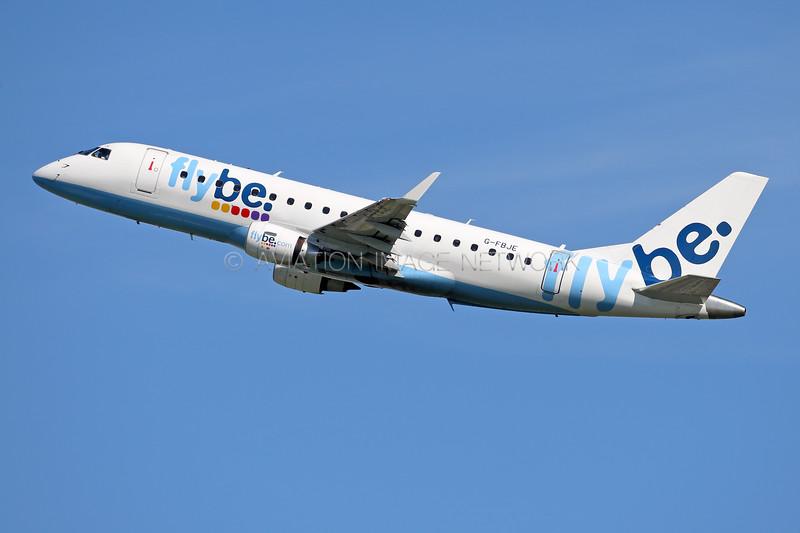 G-FBJE   Embraer ERJ-175STD   Flybe