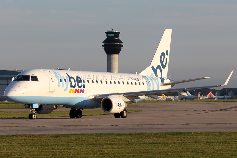 G-FBJB | Embraer ERJ-175STD | Flybe