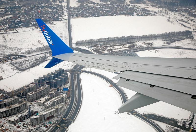 A6-FMC | Boeing 737 MAX 8 | flydubai