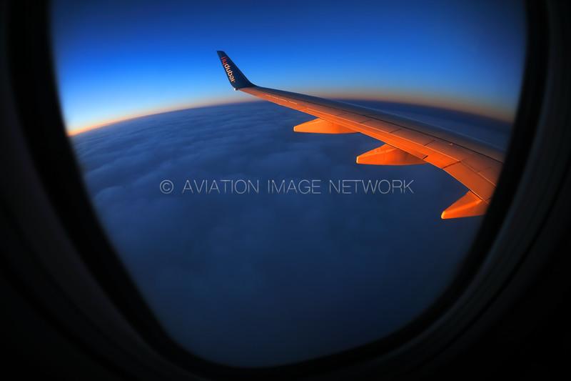 A6-FDK   Boeing 737-8KN   flydubai