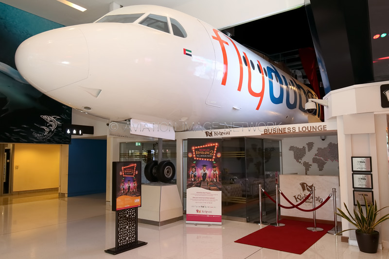 flydubai at KidZania International Airport