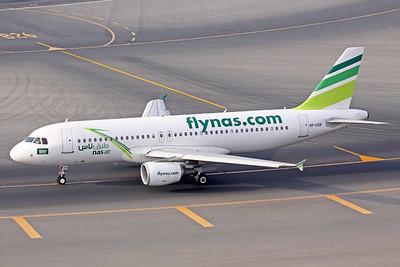 VP-CXR   Airbus A320-214   flynas