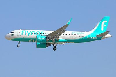 HZ-NS22 | Airbus A320-251N | flynas