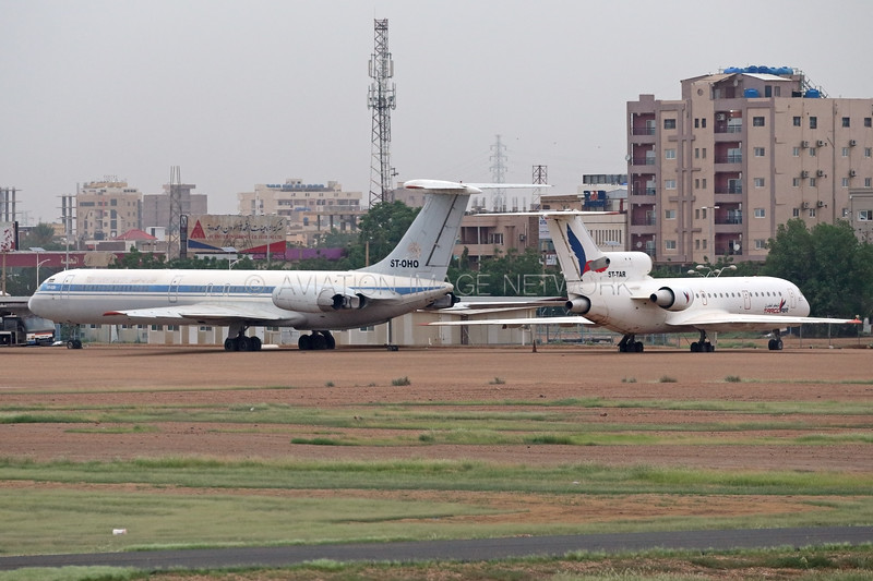 ST-TAR   Yakovlev Yak-42   Tarco Air   ST-OHO   Ilyushin Il-62   Forty Eight Aviation